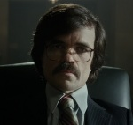 Dr. Bolivar Trask believes he is making the world a better and safer place for the human race.
