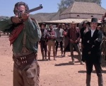 Quigley Down Under has amazing music, Tom Selleck, Alan Rickman, and a great big gun.