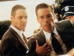 Guy Pearce and Russell Crowe started to get attention thanks to their roles in L.A. Confidential.