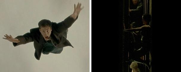 Whoa The Matrix Is A Symmetrical Film Deja Reviewer