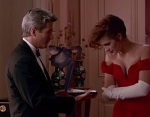 Richard Gere plays the opposite of his character from American Gigolo in Pretty Woman.