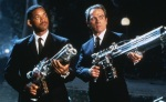 Men in Black is one of Barry Sonnenfeld's great successes.