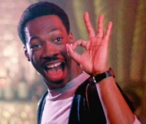 Almost every year in the '80s Eddie Murphy was pumping out something new that everyone loved.