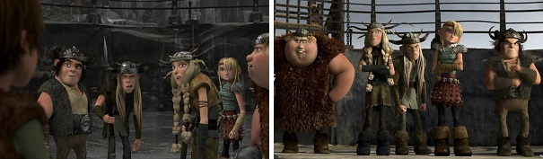 The Beautiful Story Structure of How to Train Your Dragon  Deja