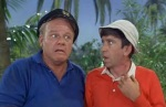 Gilligan is the most useless one of the castaways stuck on Gilligan's Island.