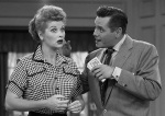In I Love Lucy, Lucy isn't the sharpest tool in the shed.