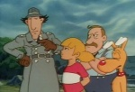 Penny and Brain do all the work while Inspector Gadget gets all the credit.