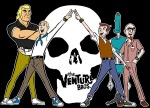 The Venture Bros. are only alive because of their many helpers.