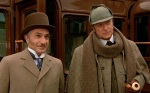 Ben Kingsley and Michael Caine play Watson and Holmes in Without a Clue.