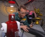Did Joel Robinson invent artificial intelligence for his Bots?