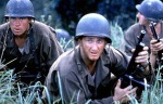 The Thin Red Line is a war movie while The Thin Blue Line follows a much different path.