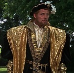 King Henry VIII calls anyone who tells the truth about his marital status a liar and a traitor.