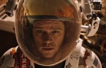 Matt Damon is an everyman that is easy to relate to in The Martian.