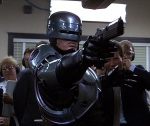 Peter Weller struggled to make his suit move in RoboCop.