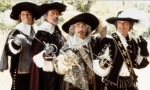 The Four Musketeers was filmed at the same time as The Three Musketeers.