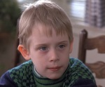 Macaulay Culkin turns in a perfect performance as Miles in Uncle Buck.