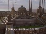 We get to peer inside the Romulan Imperial Senate in Star Trek: Nemesis.