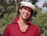 Chevy Chase was the only original cast member to return for Caddyshack II.