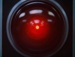 HAL-9000 is able to mimic a conscious being, which is a metaphor for how I used to feel about 2001.
