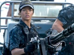 Battleship will probably go down as Rihanna's first movie more than anything else.