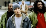 Eminem scored big with 8 Mile, and then dropped out of the race.