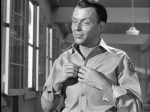 Frank Sinatra became a hugely popular actor with hits like From Here to Eternity.