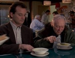 Phil Connors strives to help as many people as he can in a single day in Groundhog Day.