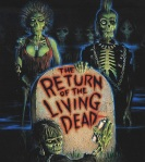 The Return of the Living Dead treats the events of Night of the Living Dead as actual history.