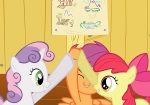 The Cutie Mark Crusaders work together to find their purpose in life.