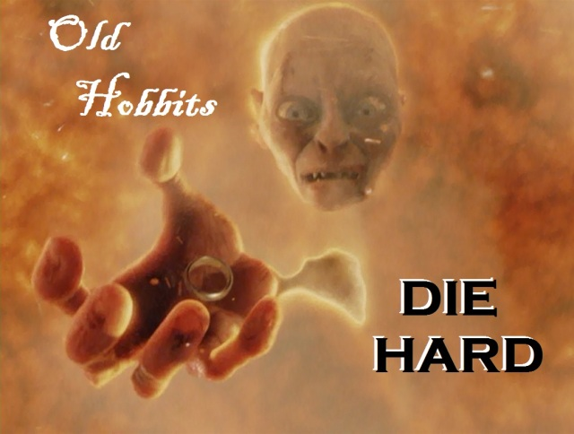 Old Hobbits die hard.
