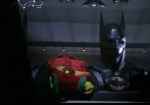 Robin in Batman Forever started to add a little levity to the grim proceedings.
