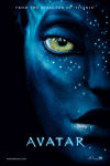 Avatar movie poster.