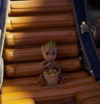 Baby Groot is an adorable addition to Guardians of the Galaxy Vol. 2.