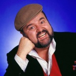 Dom DeLuise was a great comedian.