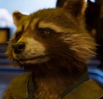 Rocket has a personal realization in Guardians of the Galaxy Vol. 2.