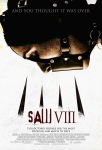 Saw VIII poster