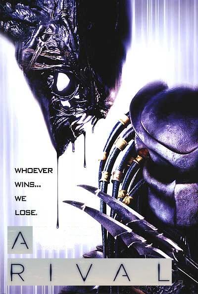 Alien vs Predator - Arrival