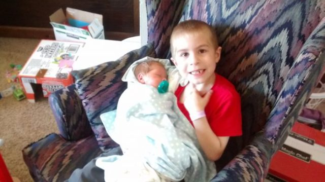 Joshua and Isaac Lockard