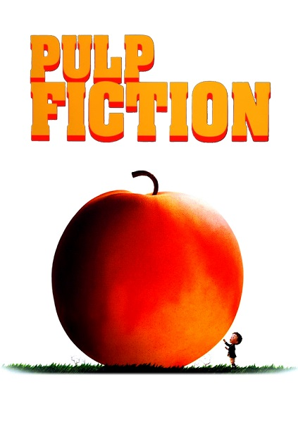 James and the Giant Peach - Pulp Fiction