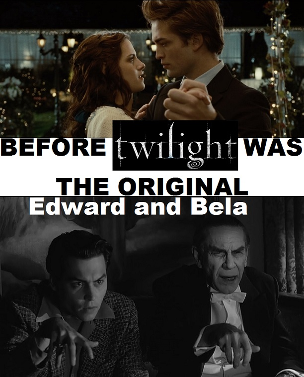 Before Twilight...
