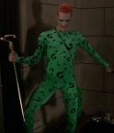 Jim Carrey did a great job as the Riddler.