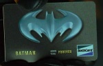 The infamous Bat credit card.