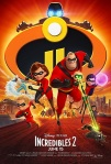 Incredibles 2 poster.