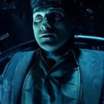 At the end of Dark City, John Murdoch has been endowed with Godlike powers.