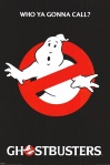 You know which movie you're gonna call Ghostbusters.