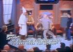Dr. Evil gets violent on an episode of Jerry Springer.