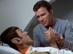 Spock regains his appreciation of human emotions.