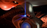 The Enterprise only fires one torpedo in Star Trek: The Motion Picture.