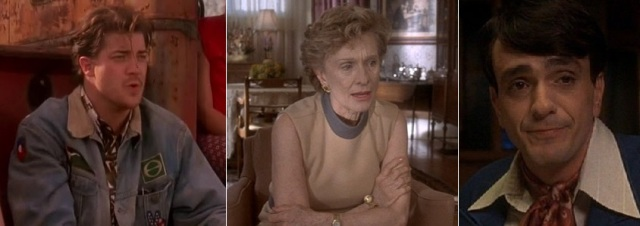 Even the side characters in Now and Then are played by famous actors.