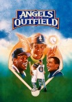 Angels in the Outfield movie poster.